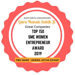 Badge Women Award 2019