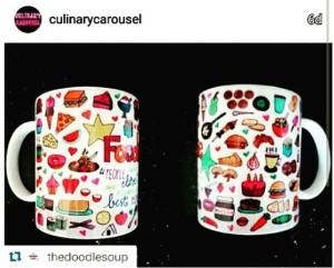 culinary carousel
